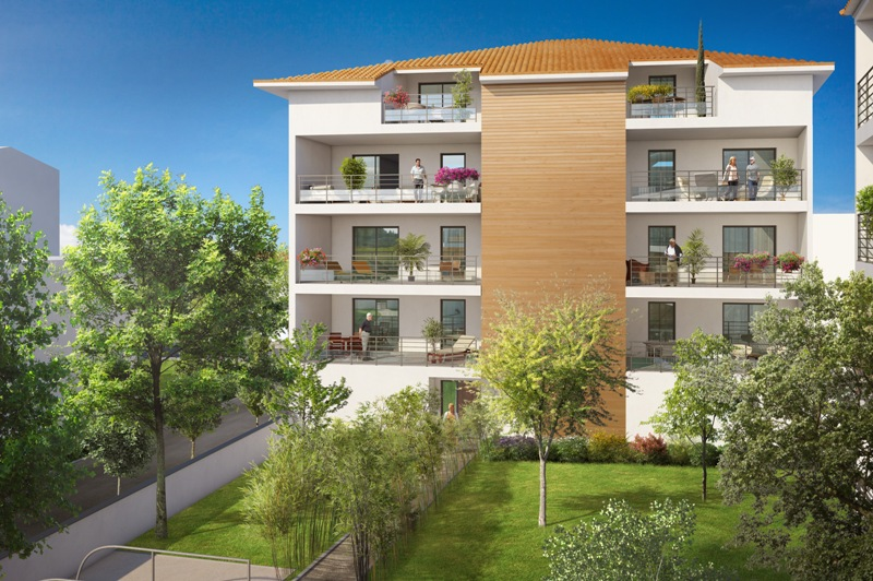 Programme immobilier appartement neuf bergerac le carr for Immobilier du neuf