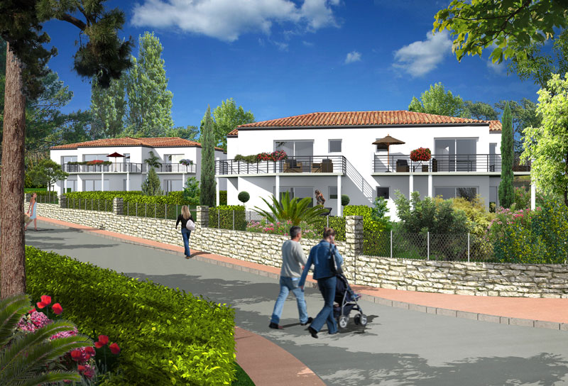 Appartement neuf meschers programme immobilier neuf for Immobilier neuf gironde
